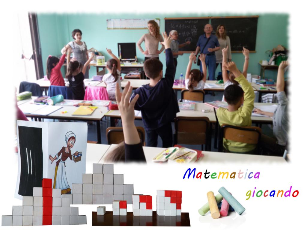 momenti e strumenti di matematica giocando - insegnamento della matematica in giovane età